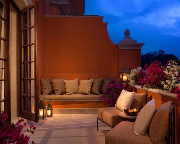 Estilo mexicano iluminaci n color tradici n y buen for Decoracion de interiores estilo mexicano